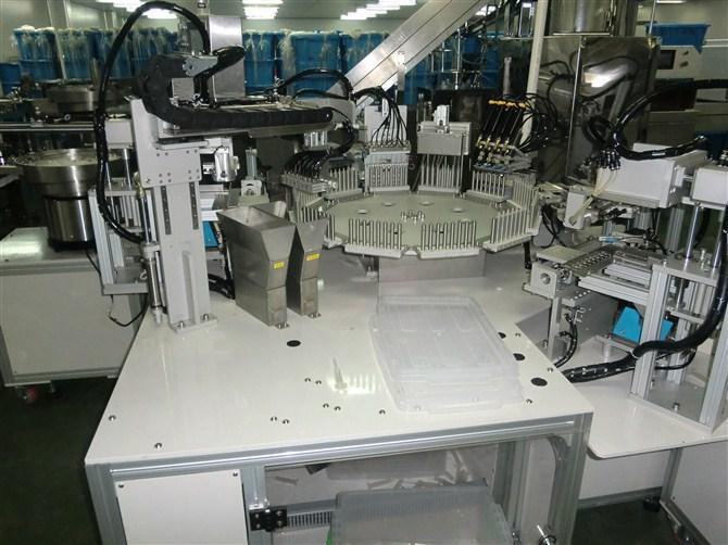 非标自动化设备组装