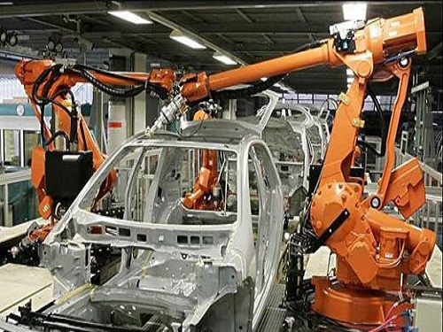 工业机器人视觉引导定位系统的优势及应用